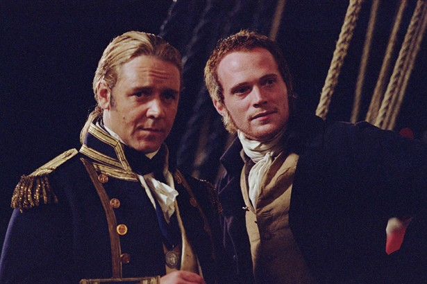 Paul Bettany,Russell Crowe
