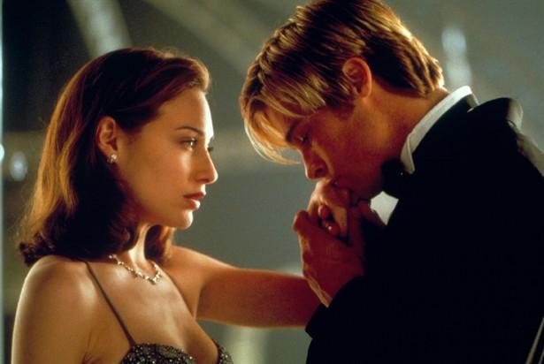 Brad Pitt,Claire Forlani