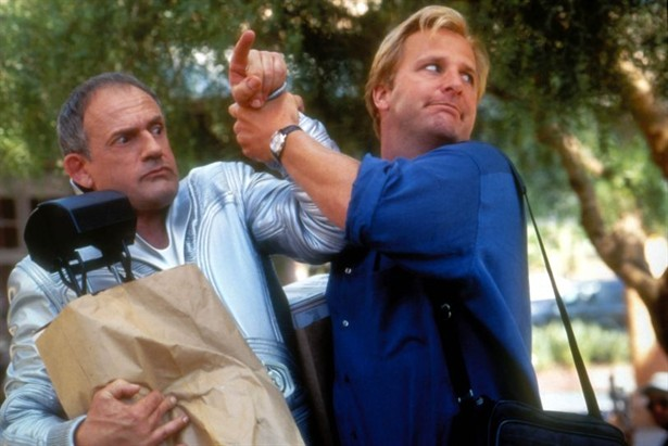 Christopher Lloyd,Jeff Daniels
