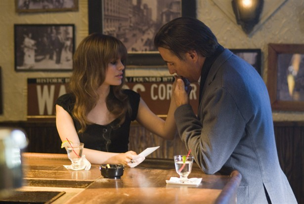 Andy Garcia,Rachel Bilson