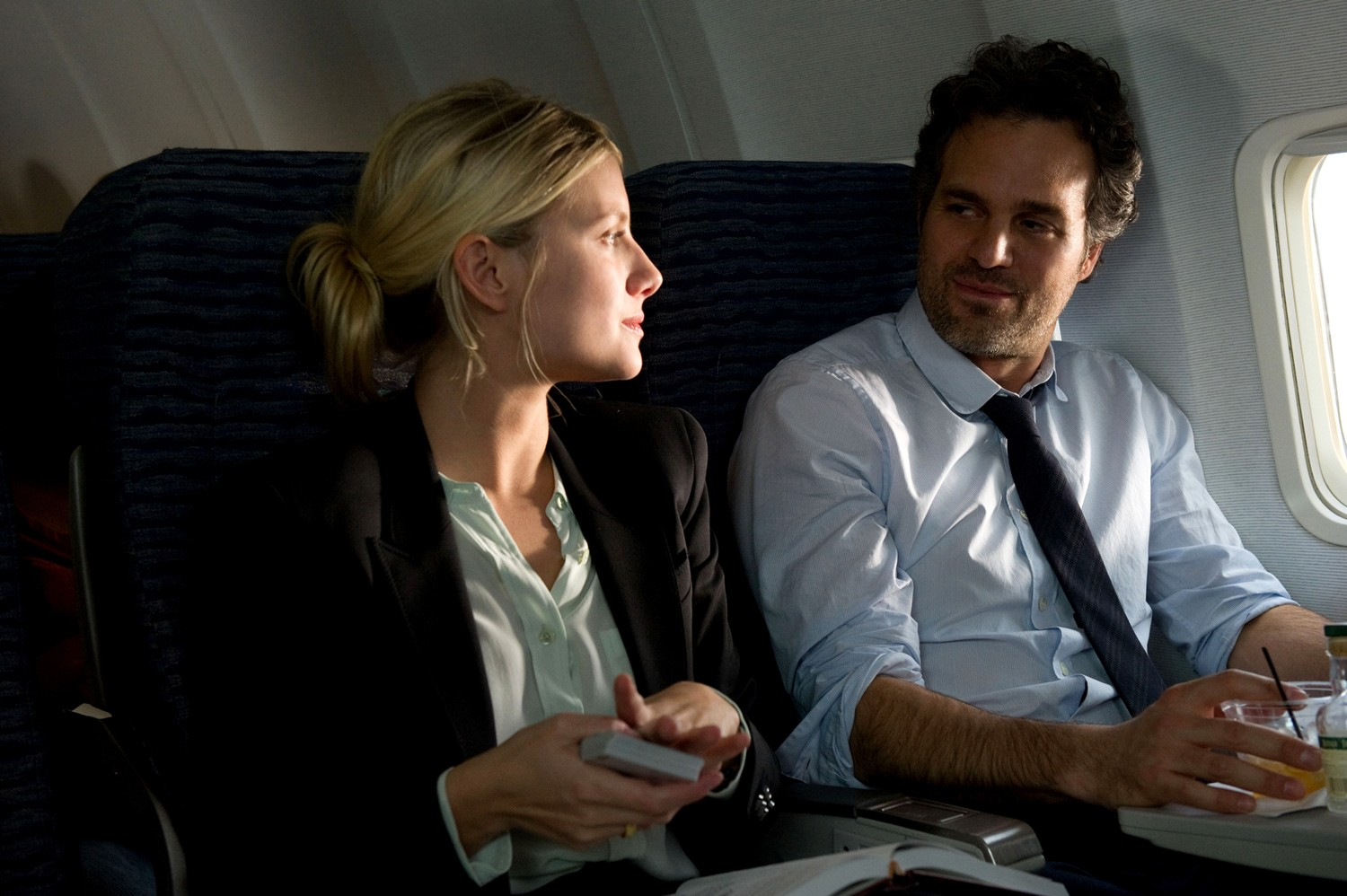 Mark Ruffalo,Mélanie Laurent