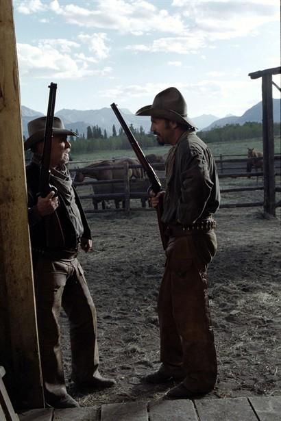 Kevin Costner,Robert Duvall