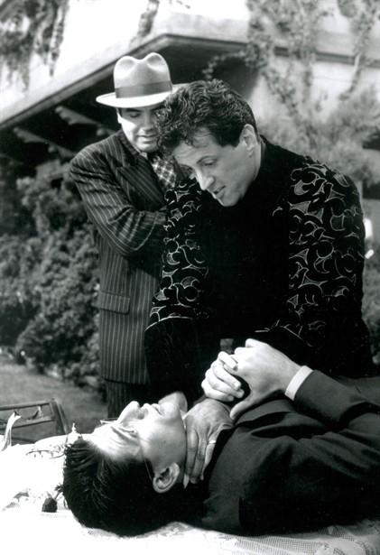 Chazz Palminteri,Sylvester Stallone