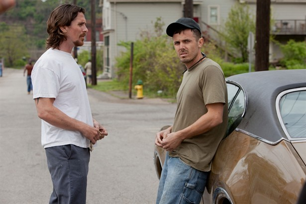 Casey Affleck,Christian Bale
