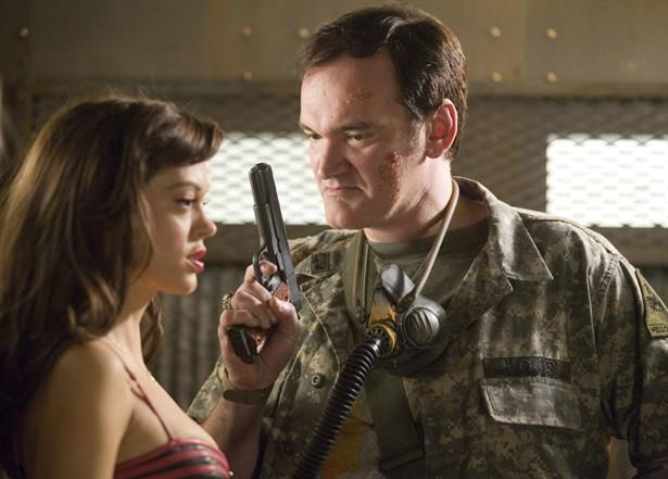Quentin Tarantino,Rose McGowan