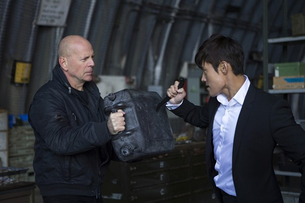 Bruce Willis,Byung-hun Lee