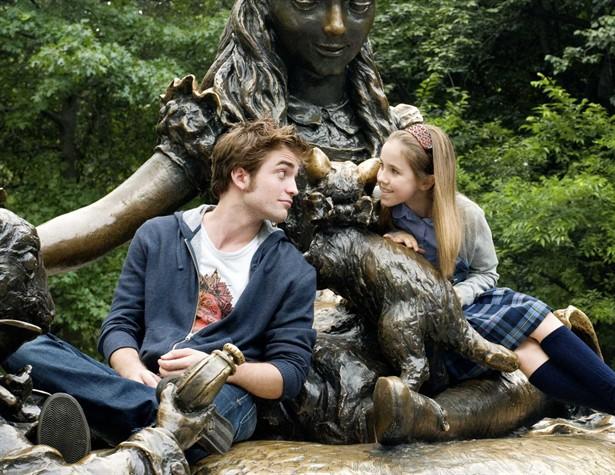 Robert Pattinson,Ruby Jerins