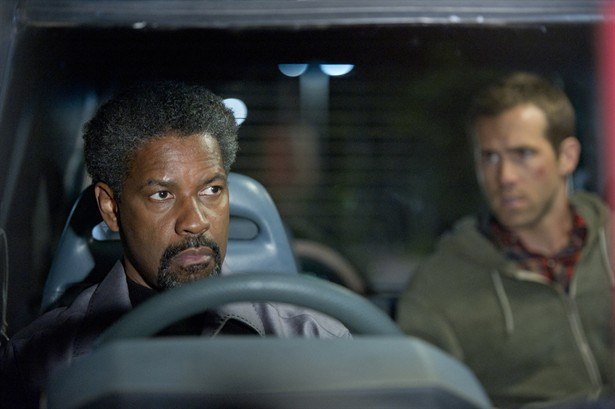 Denzel Washington,Ryan Reynolds