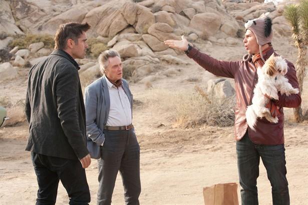 Christopher Walken,Colin Farrell,Sam Rockwell