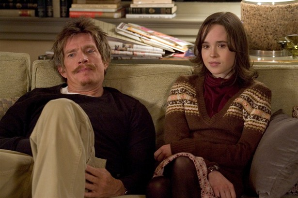 Ellen Page,Thomas Haden Church