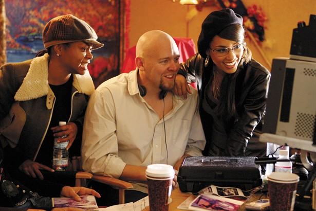Alicia Keys,Taraji P. Henson