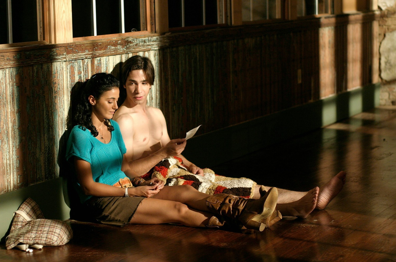 Emmanuelle Chriqui,Justin Long