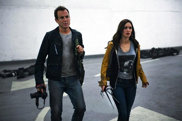 Megan Fox,Will Arnett