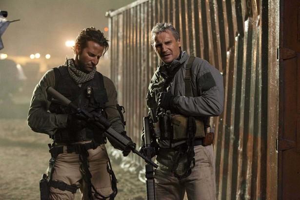Bradley Cooper,Liam Neeson