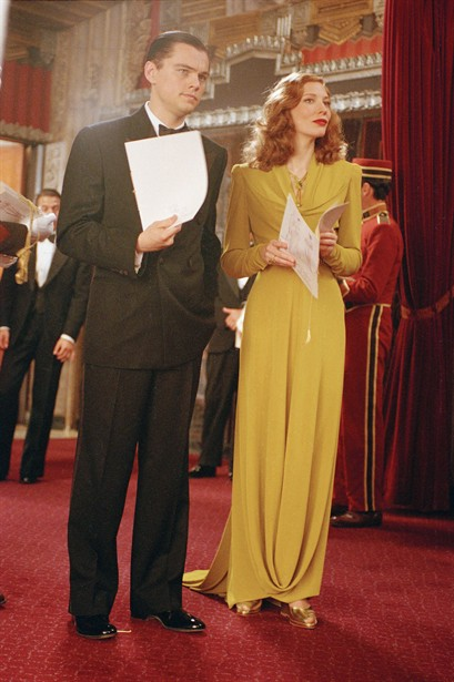 Cate Blanchett,Leonardo DiCaprio