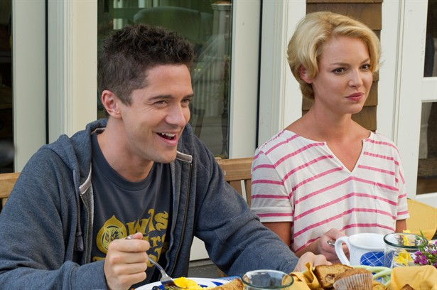 Katherine Heigl,Topher Grace