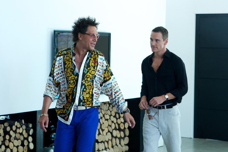 Javier Bardem,Michael Fassbender