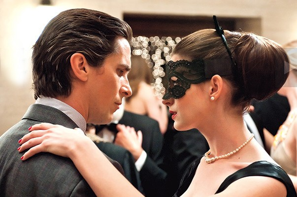 Anne Hathaway,Christian Bale