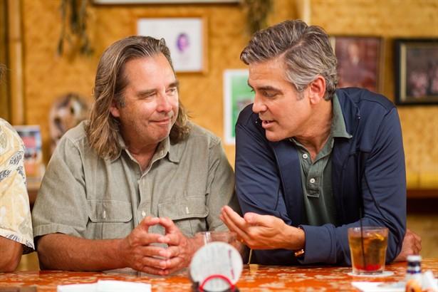Beau Bridges,George Clooney