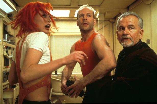 Bruce Willis,Ian Holm,Milla Jovovich