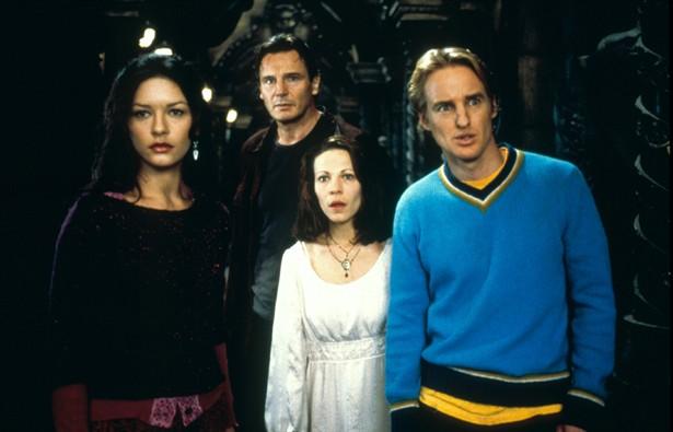 Catherine Zeta-Jones,Liam Neeson,Lili Taylor,Owen Wilson