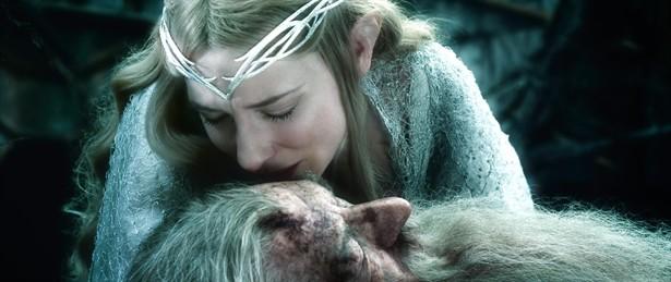 Cate Blanchett,Ian McKellen