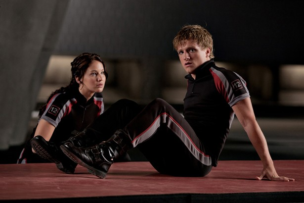 Jennifer Lawrence,Josh Hutcherson