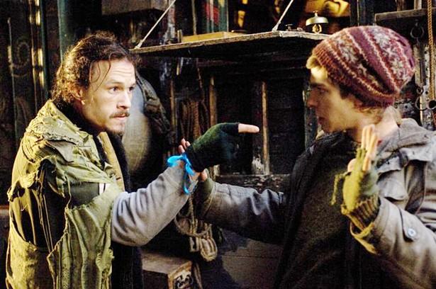 Andrew Garfield,Heath Ledger
