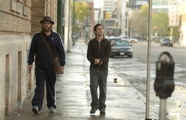 Jeff Daniels,Joseph Gordon-Levitt