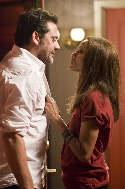 Jeffrey Dean Morgan,Zoe Saldana