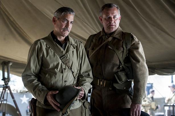 George Clooney,Hugh Bonneville