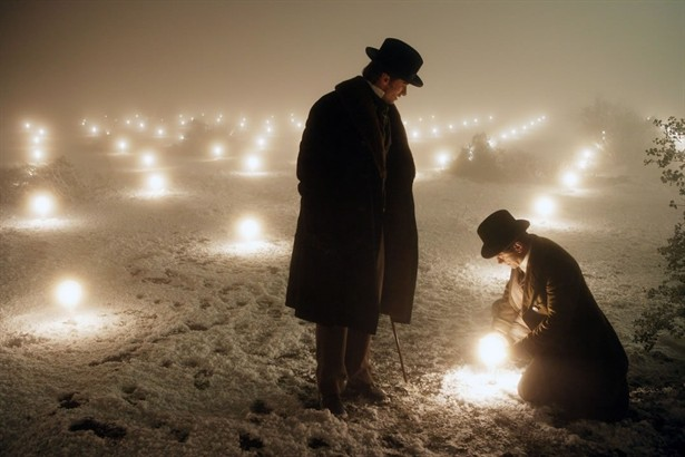 Andy Serkis,Hugh Jackman