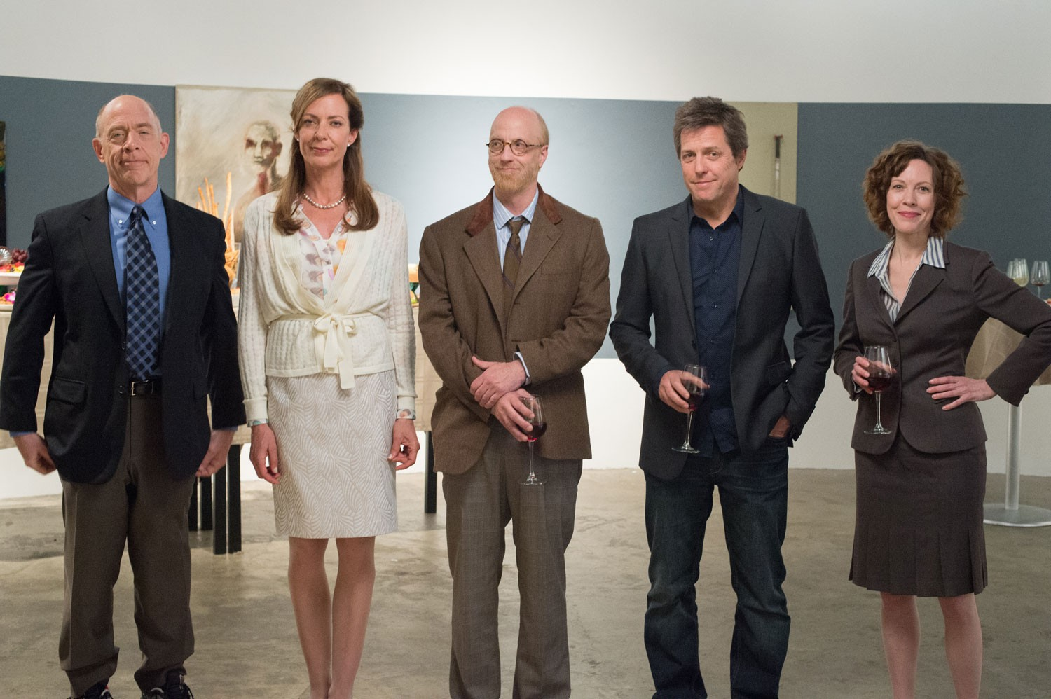 Allison Janney,Chris Elliott,Hugh Grant,J.K. Simmons