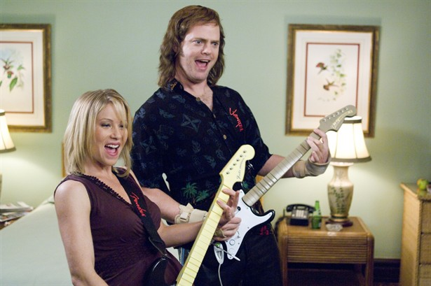 Christina Applegate,Rainn Wilson