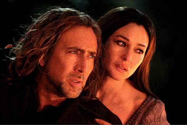 Monica Bellucci,Nicolas Cage