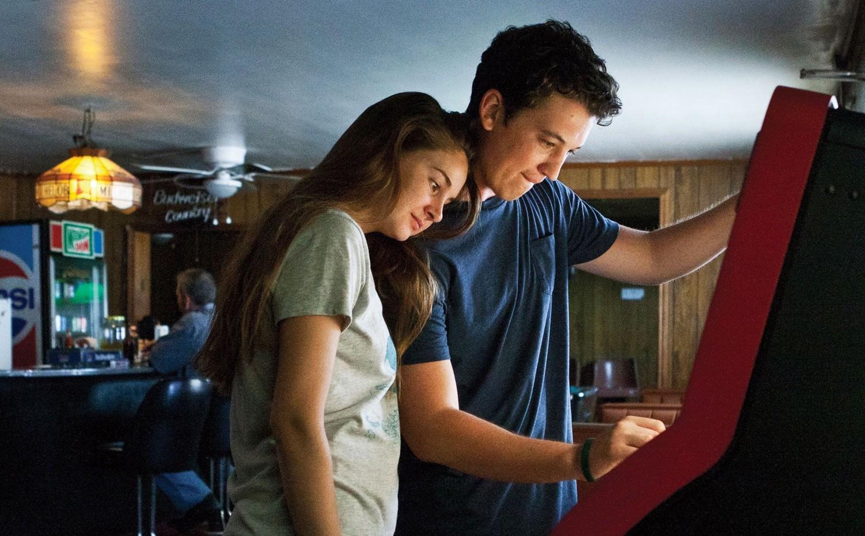 Miles Teller,Shailene Woodley