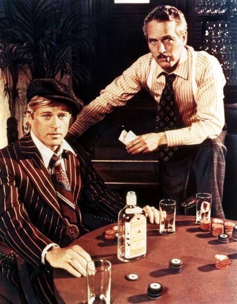Paul Newman,Robert Redford