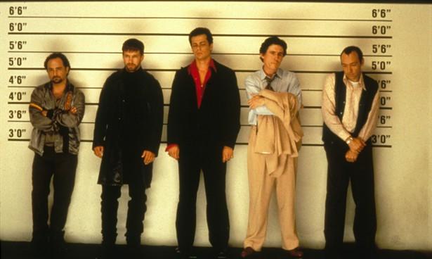 Benicio Del Toro,Gabriel Byrne,Kevin Pollak,Kevin Spacey,Stephen Baldwin