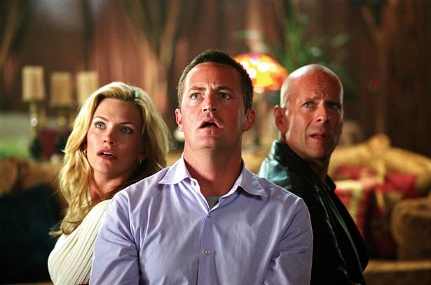 Bruce Willis,Matthew Perry,Natasha Henstridge