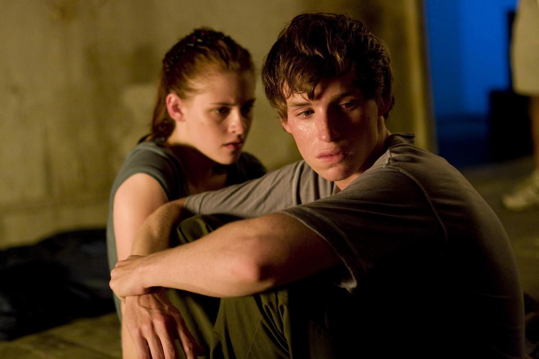 Eddie Redmayne,Kristen Stewart