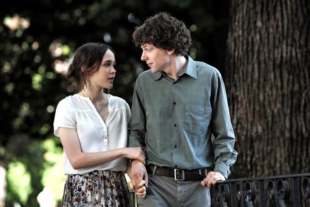 Ellen Page,Jesse Eisenberg