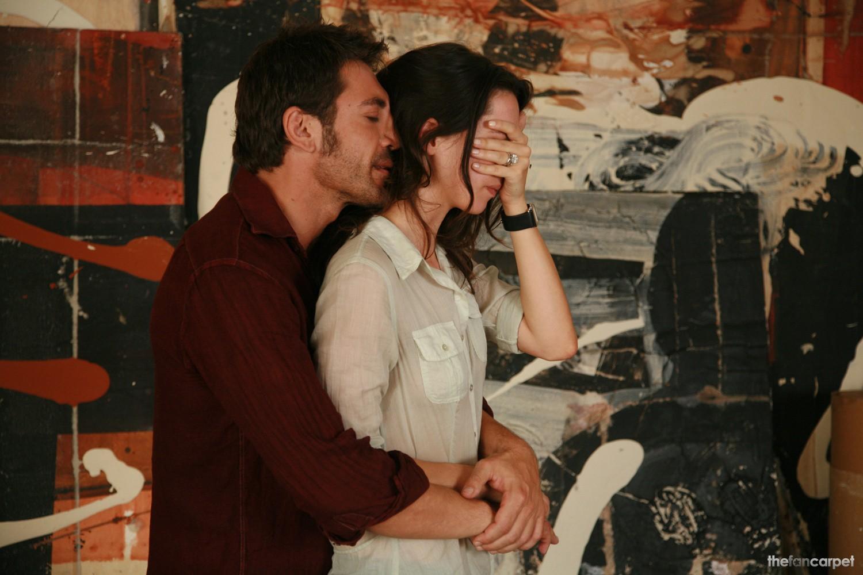 Javier Bardem,Rebecca Hall