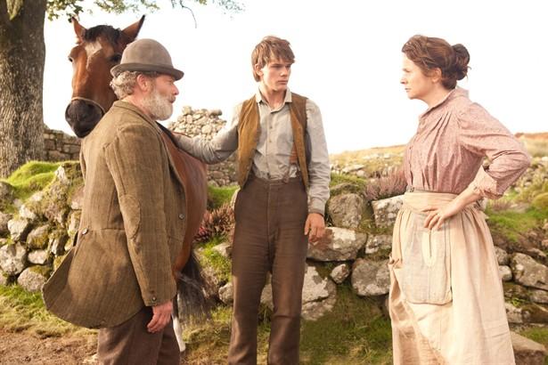 Emily Watson,Jeremy Irvine,Peter Mullan