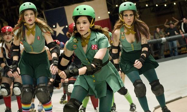 Drew Barrymore,Ellen Page,Kristen Wiig