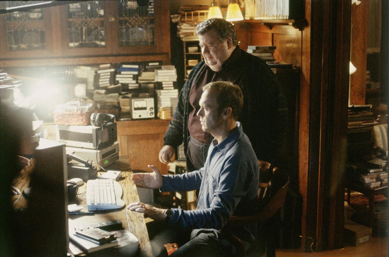Ian McNeice,Michael Keaton