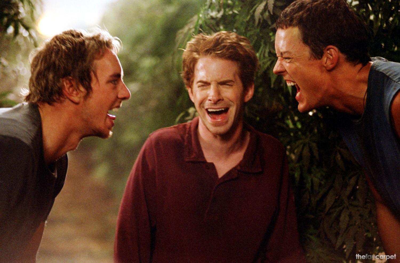 Dax Shepard,Matthew Lillard,Seth Green