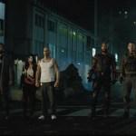 Will Smith, Jai Courtney, Margot Robbie, Jay Hernandez, Joel Kinnaman