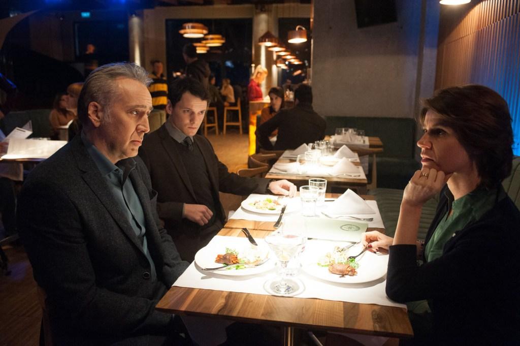 Nicolas Cage, Anton Yelchin