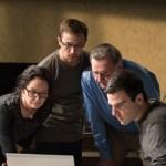 Joseph Gordon-Levitt, Melissa Leo, Zachary Quinto, Tom Wilkinson