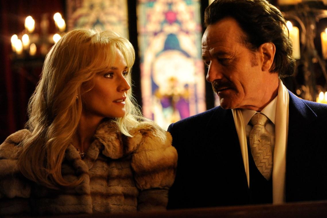 Bryan Cranston, Diane Kruger